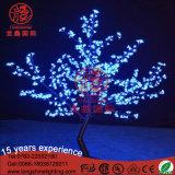 Luces de la decoración del árbol de la flor de cereza del LED al aire libre para la boda de hadas