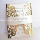 El color de oro y plata para el papel de aluminio estampado en caliente