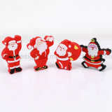 Promotion Christmas Gift USB Flash Drive (UL-PVC029)