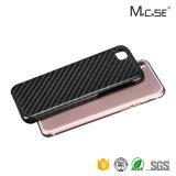 Cassa del telefono mobile degli accessori del telefono della fibra del carbonio di arrivo di Newst per il iPhone 7