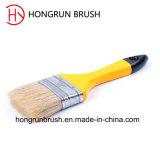 Cepillo de pintura de madera de la maneta (HYW0402)