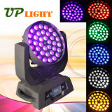 36 * 18W RGBWA UV 6in1 غسل LED نقل رئيس