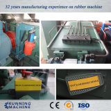 "14"" x 36"" de goma de mezcla Máquina Molino exportado a Europa"