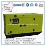 Yangdong 엔진을%s 가진 11kVA-33kVA 방음 열려있는 전기 발전기