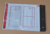 Le sac en plastique estampé en gros de courier d'annonce d'air du logo 2017 aiment DHL