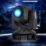 Partie scène disco dj Light 30W DMX Mini projecteur de gobos Spot LED tête mobile