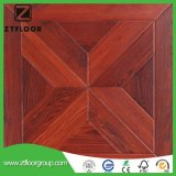 Carrelage stratifié par HDF en bois de surface de texture de configuration neuve