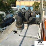 FRP/GRP/Gfrp/garnitures pipe personnalisés de fibre de verre - coude