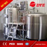Bierbrauen-Gerät des Spitzenverkaufs-gesundheitliches Edelstahl-1000L