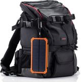 Cargador Emergency solar del universal de la batería de la potencia del teléfono móvil del recorrido del USB