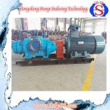 Pompe à huile à combustible à vis Tiple de série Sn avec certificat SGS