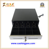Xiamen Proveedor Electrónico POS cajón de efectivo Caja de dinero Cajón de efectivo USB