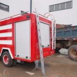 Obturateur de roulement d'incendie d'alliage d'aluminium pour le camion de pompiers
