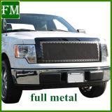 Gril emballé par maille d'acier inoxydable pour 09-14 Ford F-150