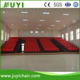 Télescopique Bleacher Retractable Indoor Gym Bleachers Fabric Bleacher Jy-768r