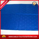 Preiswertes gedrucktes Satin-Tisch-Tuch-gekräuseltes Tisch-Tuch