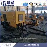 Hfm-1 Rig multifonction pour l'eau et bien, Projet d'ancrage