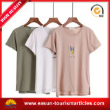 Striped inneres langes Hülsen-T-Shirt der Baumwoll-oder Polyester-Männer