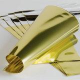 Lámina para gofrar caliente del oro para el producto de madera