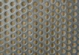 Edelstahl-flaches perforiertes Metallblatt, perforiertes Metallineinander greifen