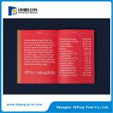 Bindung-Schwarz-weißes Foto-Buch-Drucken