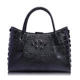 Qualitäts-echtes Leder-Formtote-Beutel der Dame-Mk Handbag