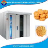 La máquina completa panadería bastidor giratorio Horno