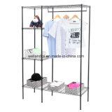 Регулируемый шкаф шкафа шкафа/металла одежды шкафа спальни