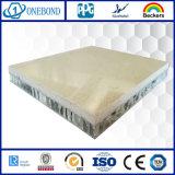 Lajes de pedra natural de favo de painéis para revestimento de paredes