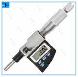 4 boutons 0-25mm Tête de micromètre numérique électronique