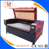 Красная Автоматическ-Подавая машина лазера Cutting&Engraving (JM-1610T-AT)