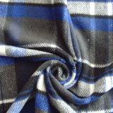 Überprüft, Fischgrätenmuster, Vlies-Gewebe für Umhüllung, Kleid-Gewebe, Textilgewebe, kleidend