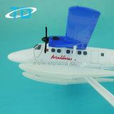 Modello promozionale Dhc-6 delle Maldive 27cm dell'aeroplano