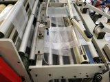 Sacchetto ad alta velocità della maglietta che fa macchina senza unità di perforazione