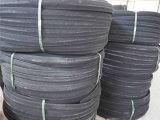Los PP sujetan con cinta adhesiva para el relleno del cable