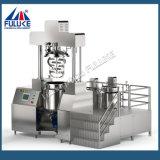 Crème de face de Guangzhou Fuluke faisant la machine, mélangeur de homogénisateur de vide d'émulsifiant