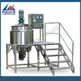Le racloir cuve de mélange avec un homogénéisateur Dairly Chmical Making Machine