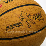 Cheap Price Hybrid Leather Promotion Basketball