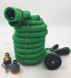 Зеленый цвет горячие продажи наиболее сильные гибкий шланг в саду с возможностью расширения