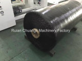 Máquina el rebobinar del rodillo enorme de la cinta adhesiva del Doble-Eje de Full Auto