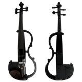 Violín eléctrico del color sólido del instrumento musical para la venta