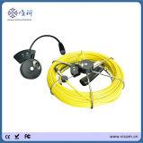 20m/30m/40mケーブルメートルのカウンターが付いている防水CCTVの下水管の点検カメラ