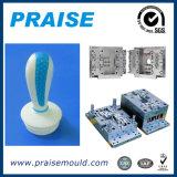 Moldeo a presión del molde del fabricante del color plástico del doble para el automóvil, hogar, plástico del instrumento médico