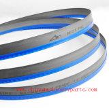 La fascia bimetallica dell'alto cobalto di Kanzo la lama per sega per i tipi differenti tagliare