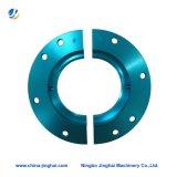 Soemcnc-maschinell bearbeitenteil-runde Platte für Lichter