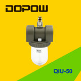 """Dopow Qiu-50の空気空気ルブリケーター給油者3/8 """" PT 1800のL /min"""