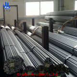 A36 1020 1045 barres rondes d'acier du carbone