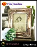 Blocco per grafici di legno della foto di alta qualità con il disegno antico