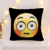 Almohadilla divertida del cequi de Emoji de la almohadilla del cequi