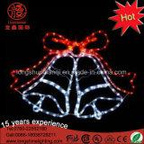 مسيكة [لد] ذهبيّة عيد ميلاد المسيح [بلّ] الحافز حبل ضوء لأنّ زخرفة بينيّة